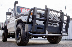 Here\\\'s Why Bull Bars On A 4WD Are A Must